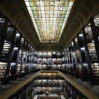 Könyvtárak a világ minden tájáról.