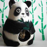 Vicces és szokatlan macskaházak