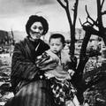 Hirosima az atomtámadás után.