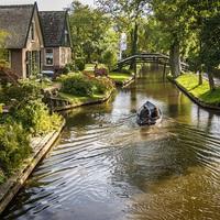 15 város, ahol csónakázhatunk az utcákon