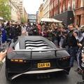 2 millió darab Swarowskival kirakott Lamborghini Aventador
