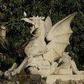Csodálatos sárkány szobrok a világ minden tájáról.