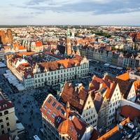 Wrocław a törpék városa.