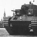 T-35 szovjet nehéz harckocsi