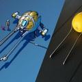 Hétköznapi tárgyakban rejlő űrhajók.