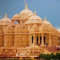 A világ legnagyobb hindu temploma