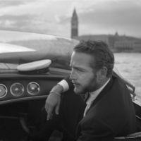 Hírességek az 50-es és 60-as években Velencében