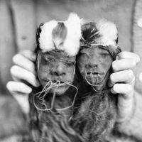 A fejzsugorító dél-amerikai bennszülöttek.
