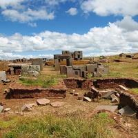 Tiwanaku, inkák előtti civilizáció templomkomplexuma