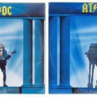 Klasszikus albumborítók Star Wars témában újra gondolva.