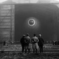 Az R33 brit léghajó csodálatos képeken, 1919-1925