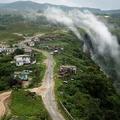 Cherrapunjit lakói úgy növesztik a hidakat