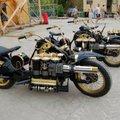 Dieselpunk stílusú motorkerékpárok