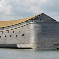 Izraelbe vinnék Noé bárkája másolatát