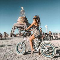 Burning Man Fesztivál 2019.
