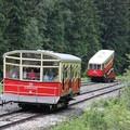 Oberweissbach hegyi vasút.