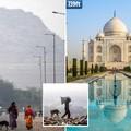 Nemsokára a Tádzs Mahalnál is magasabb lesz az Újdelhi melletti szeméthegy.