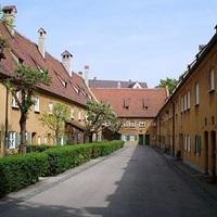 Fuggerei: a világ első szociális lakótelepe