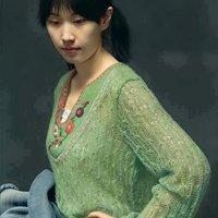 Leng Jun, elképesztő, hiperrealisztikus festményei.