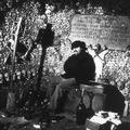 A párizsi katakombák 1860-as években.