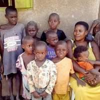44 gyermeke van a világ egyik legtermékenyebb nőjének.