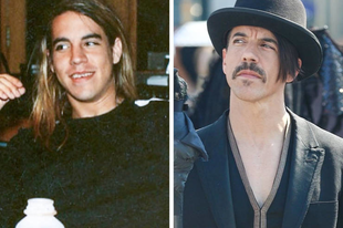 A 2000-es évek rocksztárjai akkor és most. (20 kép)