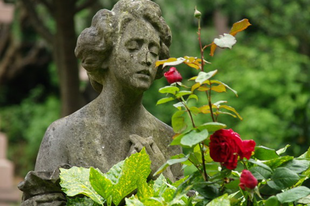 A Highgate temető