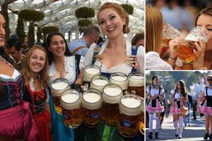 Megnyílt az Oktoberfest München.