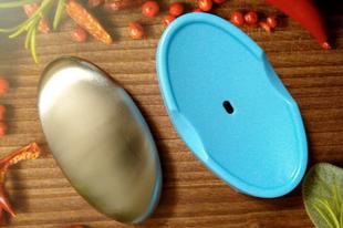 Szagmentesítő hatású rozsdamentes acél szappan