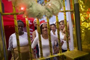 Karácsony a brazil női börtönben