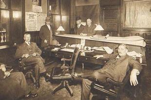 Hivatalok a 20. század elején