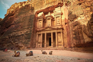 Jordánia legszebb látnivalói