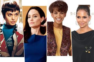 Hollywoodi színésznők első szerepükben és most.