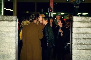 A Berlini fal leomlása