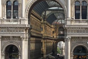 A Galleria Vittorio Emanuele II