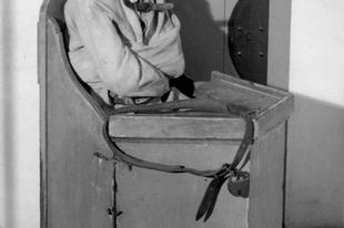 Félelmetes képek a múlt pszichiátriai klinikáiról.