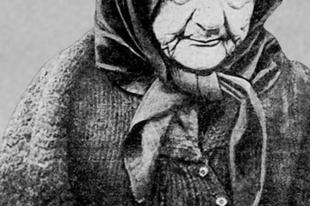 Baba Anujka a világ legidősebb sorozatgyilkosa.