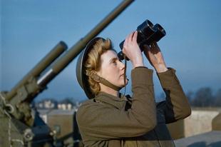 Ritka színes fotók a második világháborúból, 1941-1945.