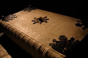 Codex Gigas (a sátán bibliája).