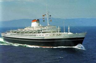 Az SS Andrea Doria óceánjáró