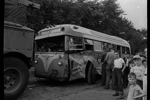 Amerikai autó balesetek 1930-50-es években
