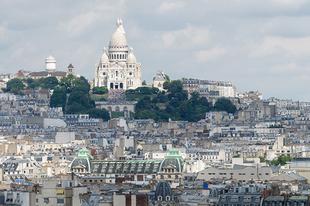 A Montmartre domb