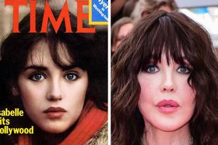 A francia színészek és színésznők akkor és most