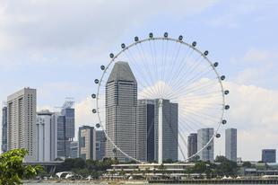 A Singapore Flyer óriáskerék