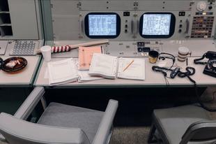 Megnyitották az Apollo-program felújított irányítótermét.