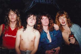 Kultikus rockbandák akkor és most.