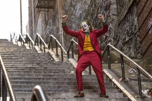 Turistalátványosság lett a lépcső, amin Joker táncolt