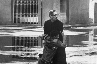 A pap és a haldokló katona, 1962