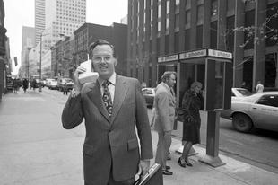 A régi idők hatalmas mobiltelefonjai, 1970-1990.