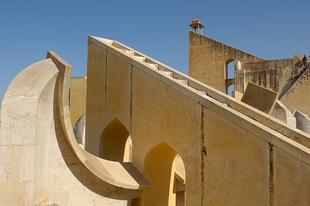 A Dzsantar Mantar csillagászati obszervatórium
